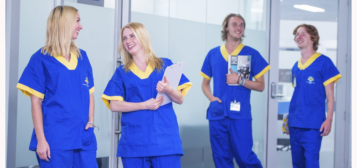 All about becoming a registered nurse
