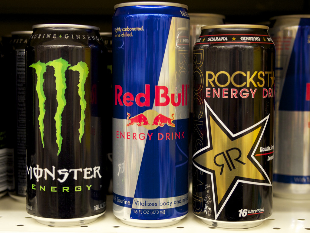 Things you didn't know about energy drinks