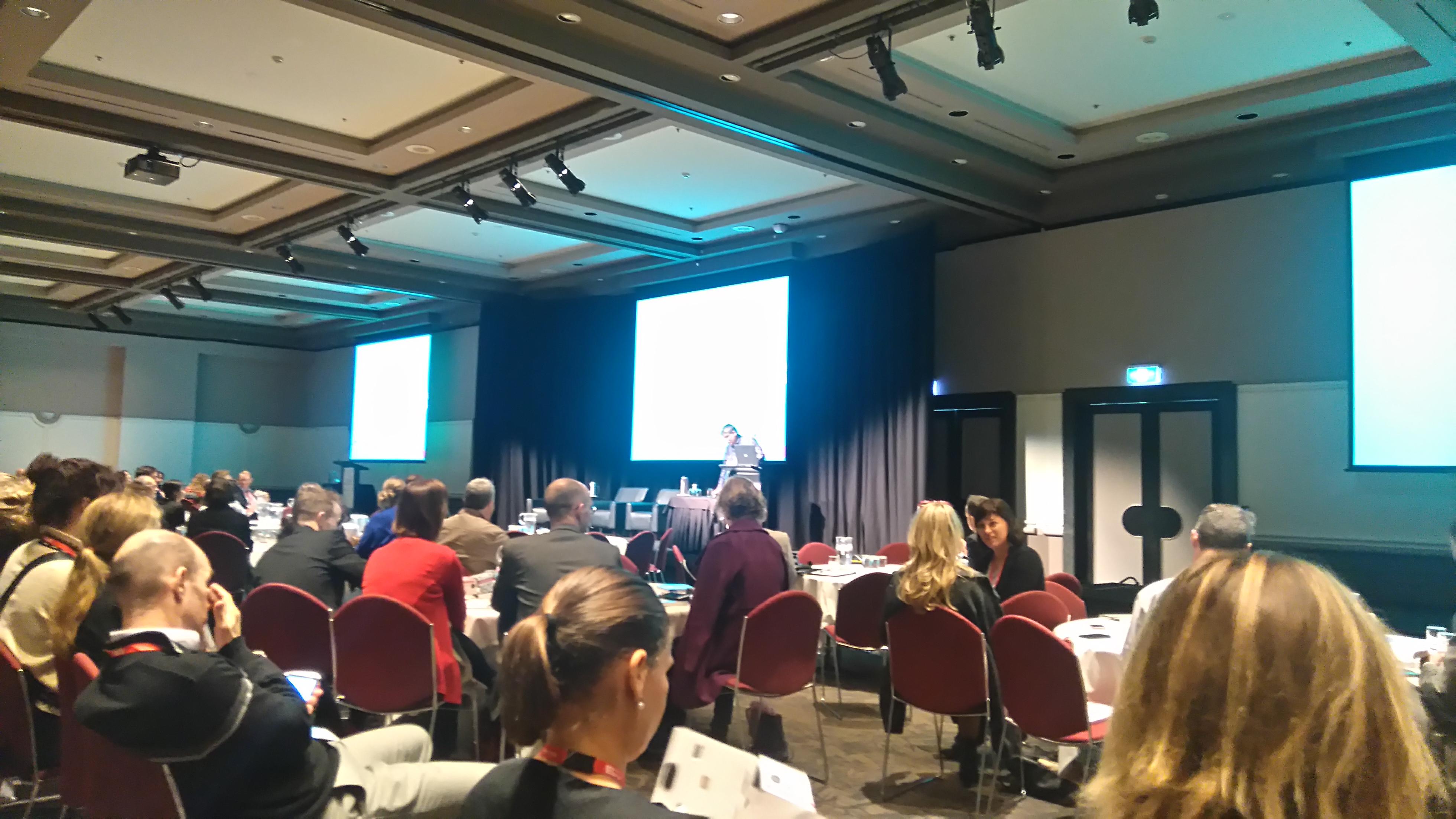 English Australia Conference 2016