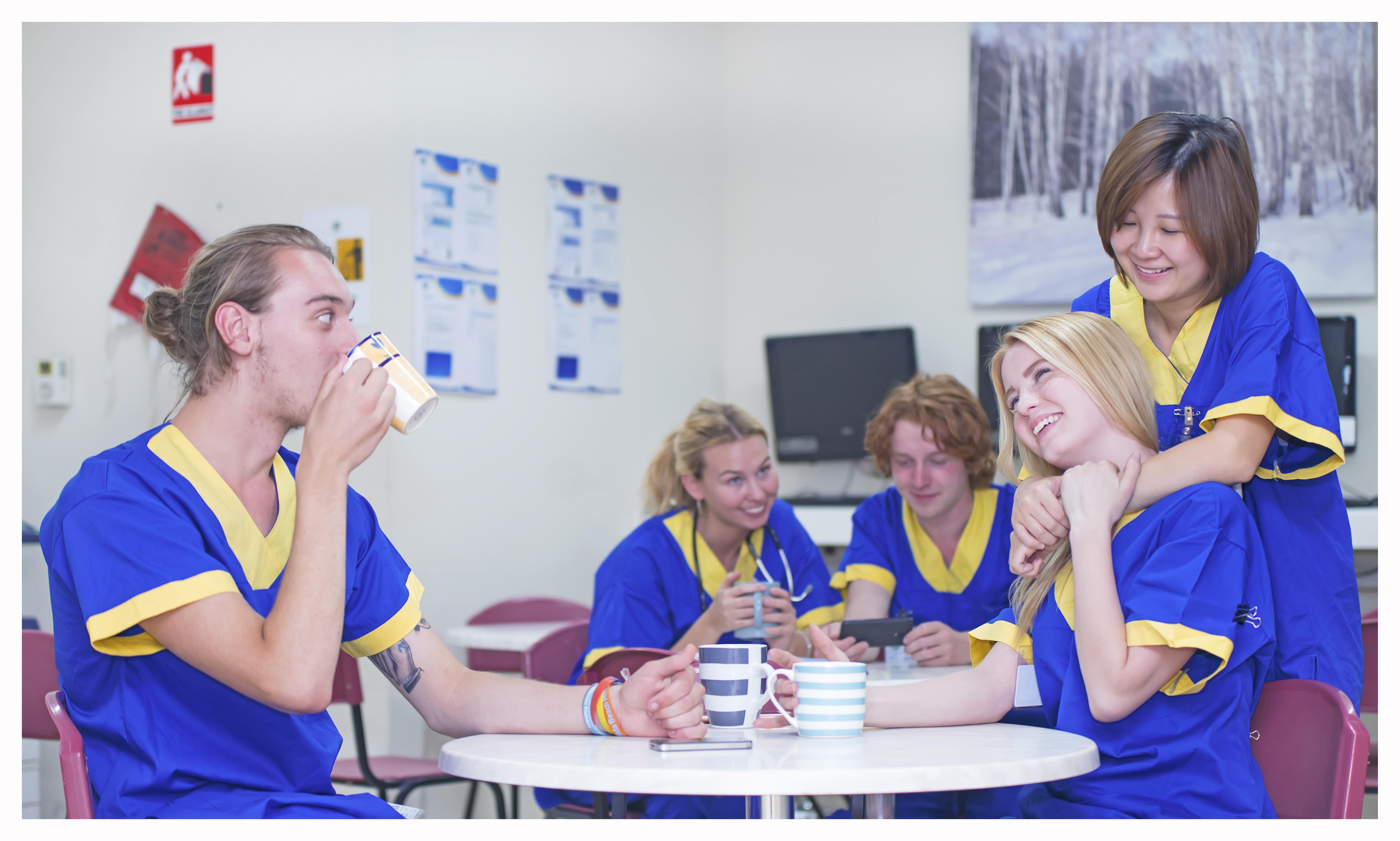 IRON Students