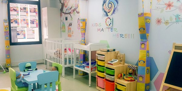 IHNA Melbourne Early Childhood Simulation lab