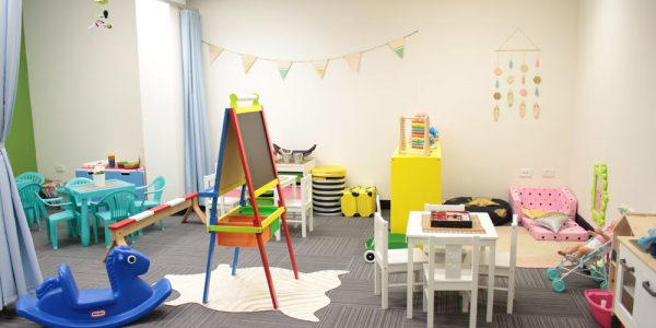 early childhood education simulation lab