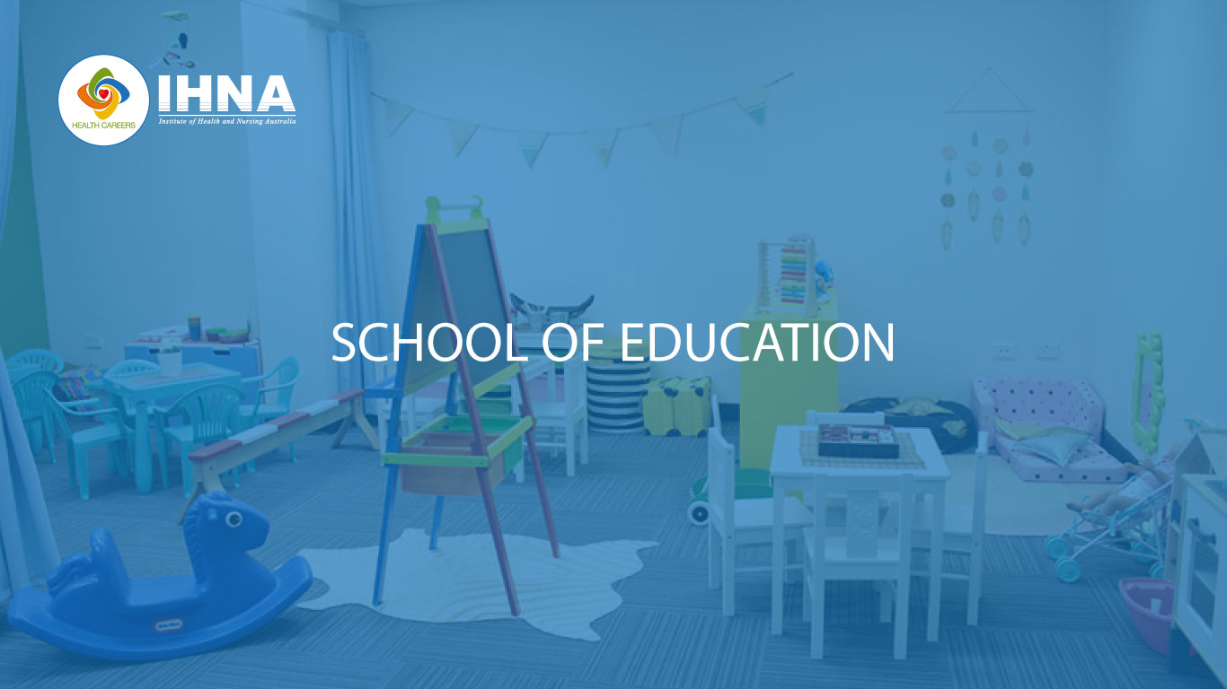 School of Education | IHNA - Melbourne, Perth, Sydney