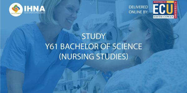Y61 Bachelor of Science (Nursing Studies) by ECU