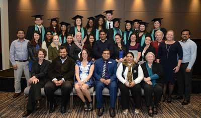 Perth Campus Graduation
