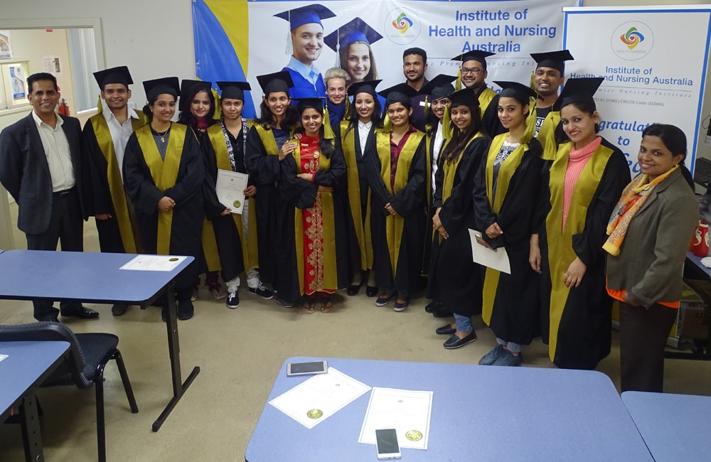 Graduation Ceremony - IRON Batch-5 (IHNA)