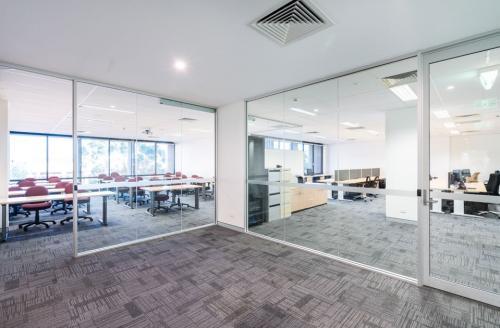 Class Room & Staff Area